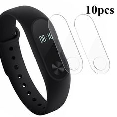 For Xiaomi Mi Band 2 Miband 2 Wristband Full Screen Protector Cover Anti-scratch Ultra Clear Matte Protective Film. Gadgets Online, Electronics Gadgets, Tech Gadgets, Bluetooth Gadgets, Screen Guard, Smart Bracelet, Cool Gadgets, Screen Protector, Band