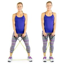 58 Game-Changing Exercises That'll Transform Your Thighs Thigh Exercises For Women, Leg Workout Women, Fitness Workout For Women, Body Workout At Home, Gym Workout Tips, Butt Workout, Workouts, Cellulite Workout, Tone Inner Thighs
