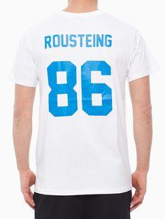 """Rousteing 86"" t-shirt"