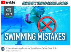 Sharing my daily information intake from numerous sources. Use your discernment and common sense Freestyle Swimming, Swimming Strokes, See Videos, Fix You, Triathlon, Mississippi, Mistakes, Buddha, Common Sense