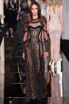 Atelier Versace Spring 2015 Couture Runway – Vogue LOOK 36!!!!! OMG JOAN SMALLS