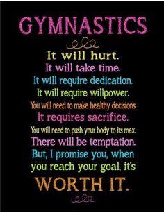 Inspirational Gymnastics Quotes Sayings - Inspirational Quotes All About Gymnastics, Gymnastics Room, Amazing Gymnastics, Gymnastics Workout, Gymnastics Pictures, Rhythmic Gymnastics, Gymnastics Stuff, Gymnastics Sayings, Gymnastics Poses