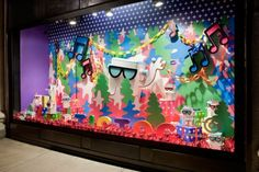 selfridges london window display - Google Search