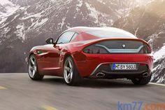 #BMW Zagato Coupé #prototipo