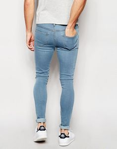 Super Skinny Jeans, Fashion Online, Asos, Tights, Beanie, Jackets, Men, Outfits, Shopping