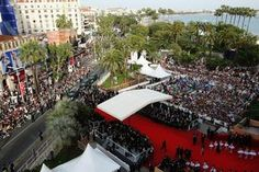 Where to Go in May: Cannes, France.  The Cannes Film Festival is THE place in the South of France for celebrity spotting and screenings on the beach.    Cannes Film Festival 2009: 'Up' Premiere - Sean Gallup/Getty Images Entertainment/Getty Images