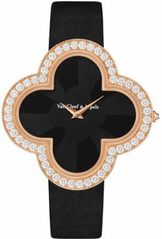 Alhambra watch by Van Cleef & Arpels