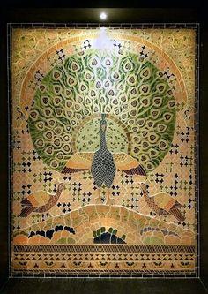Ceramic mosaic rasul Thermen Bussloo
