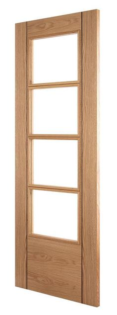 8324 Oak (FD30 - Bespoke) Timber Door, Fire Doors, Oak Doors, Bathroom Medicine Cabinet, Bespoke, Bookcase, St Albans, Shelves, Design