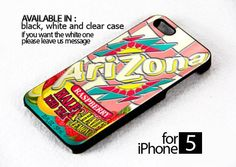 AJ 203 Raspberry Tea Aztec - iPhone 5 Case | FixCenter - Accessories on ArtFire