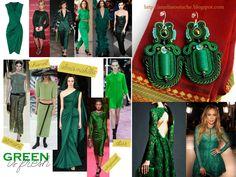 #TRENDS#FASHION#SPRING#SOUTACHE#SUTASZ#AMELIASOUTACHE#jewellery#MALACHIT Butelkowa, morska, pastelowa, szmaragdowa... Każdy odcień, liczy się efekt, jaki niezmiennie wywołuje: zaskoczenie. Jak się okazuje, odcień zieleni można idealnie dopasować do typu urody. Bo to naprawdę bardzo twarzowy kolor!