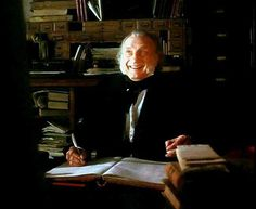 George C. Scott as Ebenezer Scrooge