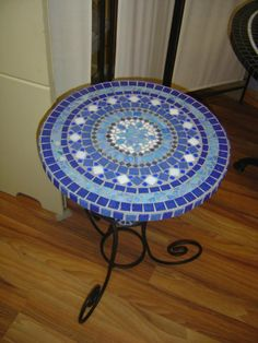 . Tile Tables, Mosaic Tables, Mosaic Patterns, Boho, Chair, Rugs, Furniture, Home Decor, Mesas