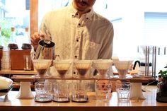 京都でここだけ!古民家でいただくコーヒー飲み比べ「五焙」