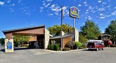 Get a good night's rest and delicious breakfast at Best Western Sunridge Inn