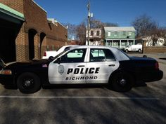 1000 images about richmond police vehicles over the years for Department of motor vehicles richmond va
