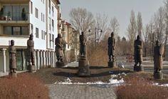 XVIII. kerület - Pestszentlőrinc-Pestszentimre | Restaurálják a Hét vezér szoborcsoportot History