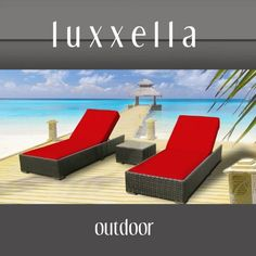 Luxxella Outdoor Patio Wicker Furniture 3 Pc Chaise Lounge Set TURQUOISE *** Check this awesome product by going to the link at the image. (This is an affiliate link) Outdoor Rocking Chairs, Outdoor Wicker Furniture, Patio Furniture Sets, Garden Furniture, Modern Furniture, Outdoor Decor, Indoor Outdoor, Patio Chaise Lounge, Sectional Furniture