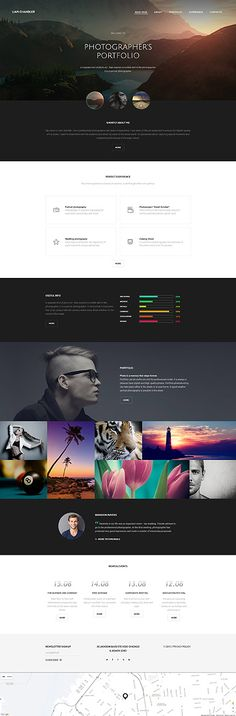Art & Photography website inspirations at your coffee break? Browse for more Responsive JavaScript Animated #templates! // Regular price: $69 // Sources available: .HTML,  .PSD #Art & Photography #Responsive JavaScript Animated