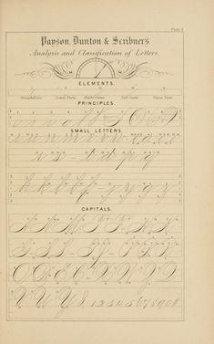 The Payson, Dunton, & Scribner manual of penman...