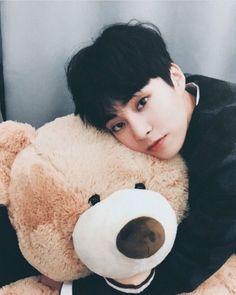 My cute little angel❤️❤️❤️ #Xiumin #EXO