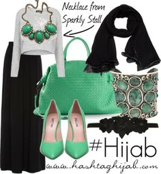Hashtag Hijab Outfit #237
