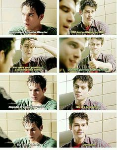 Oh Stiles, so supportive.