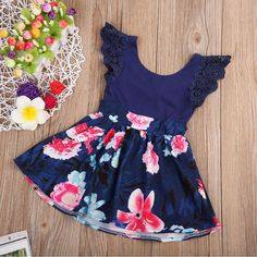 Family Matching Clothes Baby Girls Dresses Summer Matching Mom Daughter Floral Dress Family Look Mom And Daughter Vestido Cute Girl Outfits, Baby Girl Dresses, Kids Outfits, Girls Summer Dresses, Baby Girl Fashion, Kids Fashion, Fashion Bags, Style Fashion, Fashion Shoes