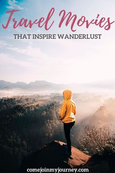 The best travel movies to fuel your wanderlust! Watch these travel movies to tide you over until your next adventure. See what movies made the list! Travel Ideas, Travel Inspiration, Travel Tips, Travel Destinations, Travel Movies, Travel Flights, New Travel, Travel Information, Travel Abroad