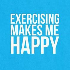 fitness happiness