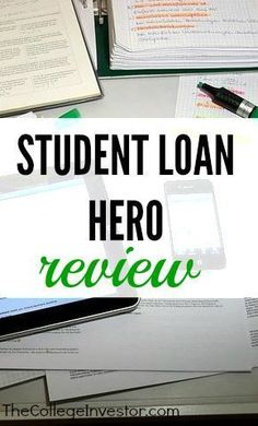 Looking to pay off your student loans fast and save some substantial money in the process? Student Loan Hero can help. Here's how it works. Student loan forgiveness #debt #college #studentloan Student loan forgiveness #debt #college #studentloan