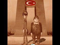 18 Mart Çanakkale Zaferi çizgi film rafadan tayfa