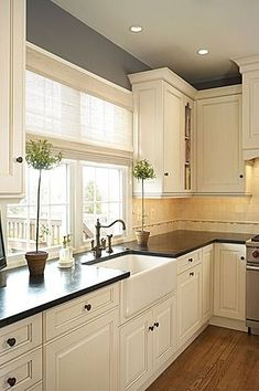 Delightful Atmosphere With Traditional Kitchen Styles Design