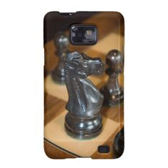 Samsung Galaxy Smartphone Case-Black Knight Galaxy S2 Cases.  Check out the artist's link.