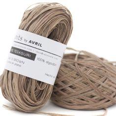 Cotton Tegasuri Brown