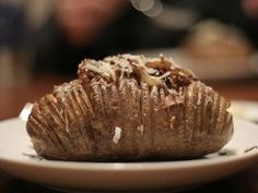 """How to cook """" hasselback potatoes with herbed sour cream on the grill recipes Grilled Fish Recipes, Healthy Grilling Recipes, Grill Recipes, Hasselback Potatoes, Creamy Mashed Potatoes, Dog Recipes, Potato Recipes, Easy Recipes, Recipes Breakfast French Toast"""