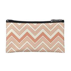 Geometric pattern zigzag makeup bags http://www.zazzle.com/geometric_pattern_zigzag_makeup_bags-223515074944004086?rf=238194283948490074&tc=pfz #geometric #pattern #zigzag #makeupbags #zazzle