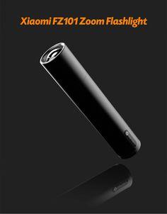 Xiaomi Portable with Flash light Waterproof High Intensity Zoom Light 6 Adjustable Modes USB Type c Charging Port Edc, Light Flashlight, Ali Express, Tent Camping, Brand Names, Bike Light, Lightning, Lights, Templates