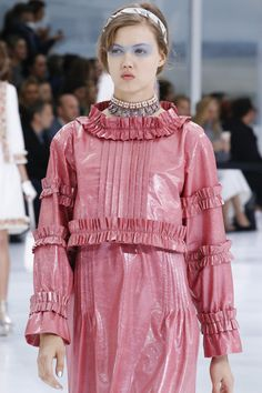 Spring Accessories Trends - Neck and Neck - Chanel