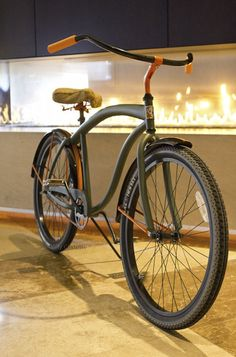 Villy Custom Cruiser Bike Design ~ designcombo