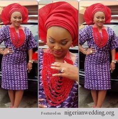 Gist Metro: Mercy Aigbe Rocks Aso Ebi To Afeez Owo's Anniversary African Dresses For Women, African Wear, African Women, African Style, African Beauty, African Outfits, African Print Fashion, Africa Fashion, African Prints