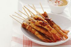 Teriyaki Barbecued Prawns Recipe - Taste.com.au