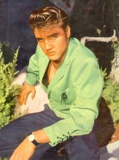 Elvis Presley... the King