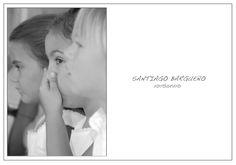 Fotografía de niña en ceremonia