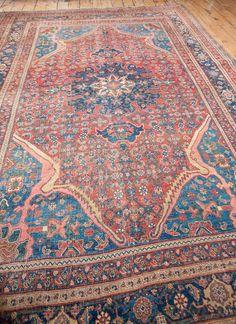 7x10 Persian Area Rug