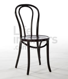 No 18 Bentwood Cafe Chair