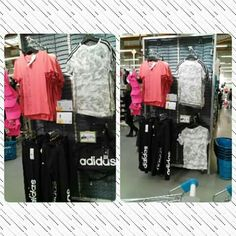 Adidas fitness printemps