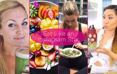 16 Instagram Stars on the Food Rules They Swear By to Stay Fit