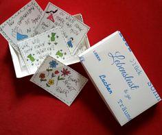 Lebenslust-to-go-Box von Textatelier PM auf DaWanda.com