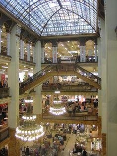 Karstadt store in Germany, Görlitz